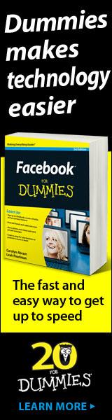 Dummies makes technology easier