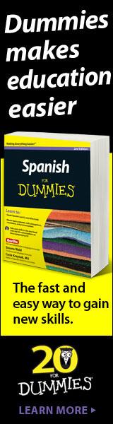 Dummies makes education easier