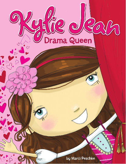 Children's Review: <i>Kylie Jean: Drama Queen</i>
