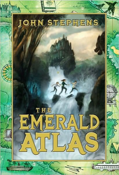 Children's Review: <i>The Emerald Atlas: The Books of Beginning, Book 1</i>