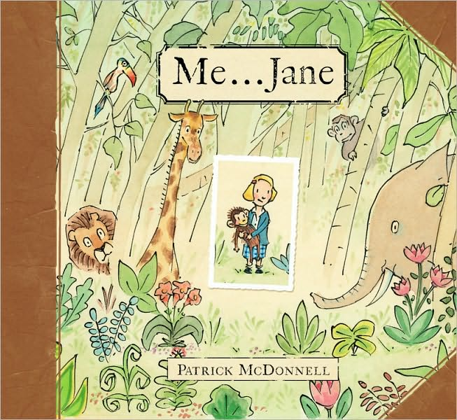 Children's Review: <i>Me... Jane</i>