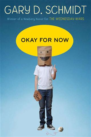 Children's Review: <i>Okay for Now</i>