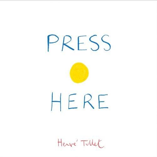 Children's Review: <i>Press Here</i>