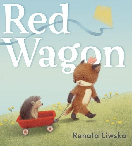 Children's Reviews: <i>Red Wagon</i> and <i>The LOUD Book!</i>