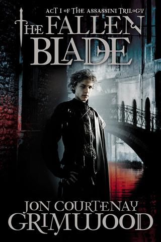Book Review: <i>The Fallen Blade: Act One of the Assassini</i>