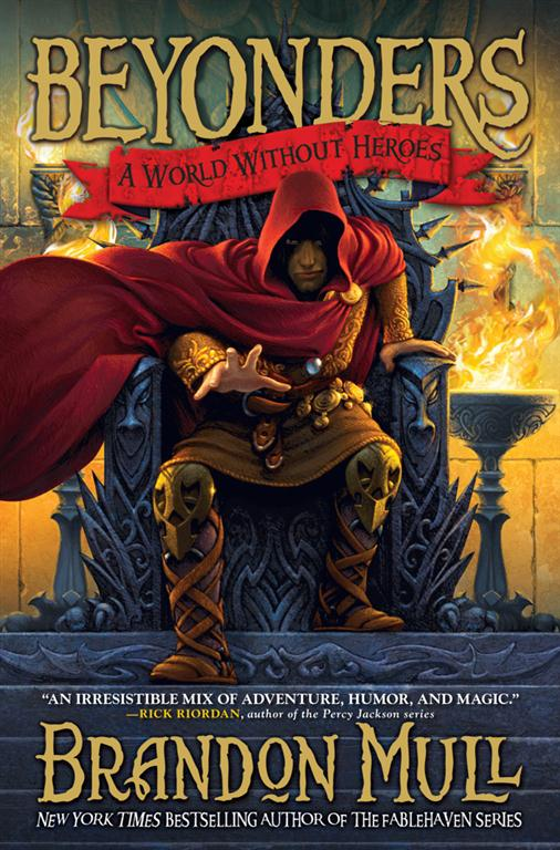 Children's Review: <i>A World Without Heroes: Beyonders, Book 1</i>